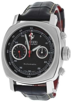 Panerai Ferrari F 6656 Chronograph Stainless Steel Automatic Watch