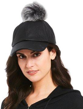 UGG Sheepskin Baseball Hat