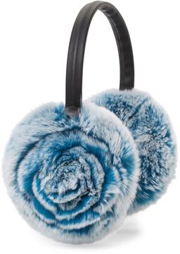 Adrienne Landau Women's Rabbit Fur Earmuff