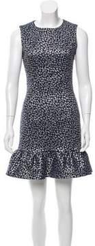 Timo Weiland Brocade Cutout Dress