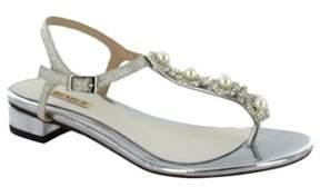 Menbur Prunella Pearl Thong Sandals