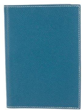 Hermes Semainier Agenda Cover - BLUE - STYLE