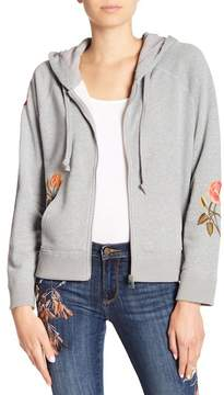 Driftwood Embroidered Hoodie