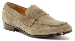 Frye Aiden Suede Penny Loafer
