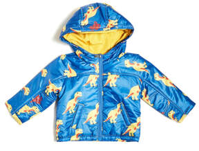 GUESS Dino Print Zip Jacket (0-24m)
