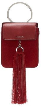 Louise et Cie Julea Leather - Red