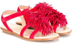 Aquazzura Mini Wild sandals