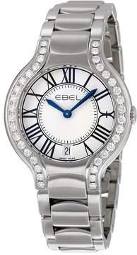 Ebel Beluga Diamond Silver Dial Ladies Watch
