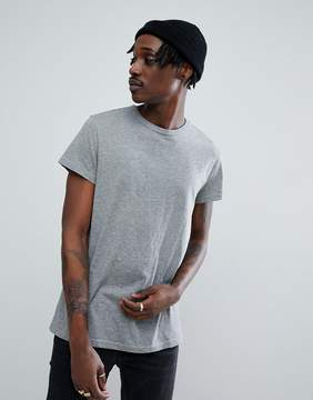 Cheap Monday Unity Slim Fit T-Shirt in Gray