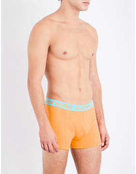 Bjorn Borg Pack of two stretch-cotton boxer trunks