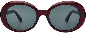 Saint Laurent California Oversized Sunglasses