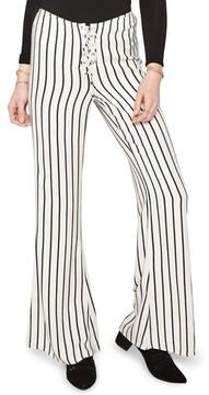 Amuse Society Women's Strummer Lace Up Pants
