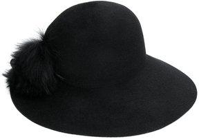 Inverni fur detail hat