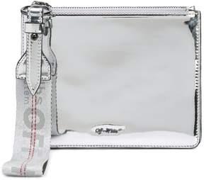 Off-White Mirror clutch