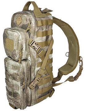 Asstd National Brand Hazard 4 Evac Plan-B Front/Back Modular Sling Pack