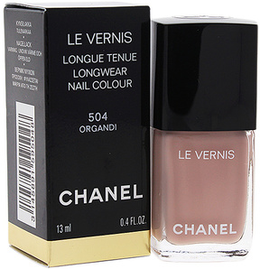 Organdi Le Vernis Long Wear Nail Color