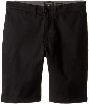 Quiksilver Everyday Union Stretch Walkshorts Boy's Shorts