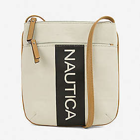 Banyan North South Crossbody Bag