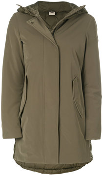 Colmar hooded padded coat