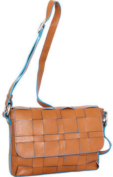 Nino Bossi Christina Leather Cross Body Bag (Women's)