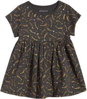 First Impressions Star-Print Cotton Babydoll Tunic, Baby Girls (0-24 months), Created for Macy's