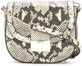 DKNY saddle crossbody bag