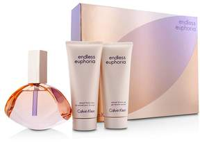Calvin Klein Endless Euphoria Coffret: Eau De Parfum Spray 125ml/4oz + Body Lotion 100ml/3.4oz + Shower Gel 100ml/3.4oz