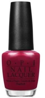 OPI Nail Lacquer Nail Polish, Thank Glogg It's Friday!.