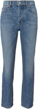 Derek Lam 10 Crosby Lou Straight Jeans