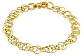 Buccellati Interlocking Link Bracelet