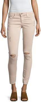 AG Adriano Goldschmied Women's The Legging Distressed Ankle Jean