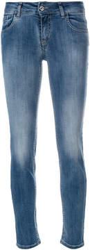 Blumarine cropped skinny jeans