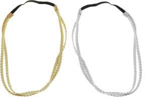 Riviera Two Braid Headwrap