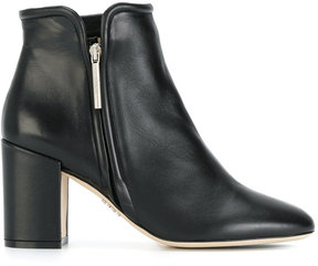 Rodo chunky heel ankle boots