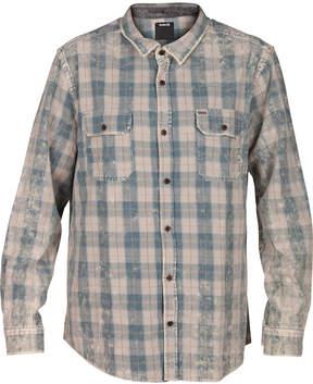 Hurley Men's Perry Plaid Shirt