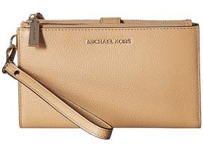 MICHAEL Michael Kors Double Zip Wristlet Wristlet Handbags