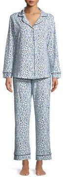 BedHead Mighty Jungle Long-Sleeve Classic Pajama Set