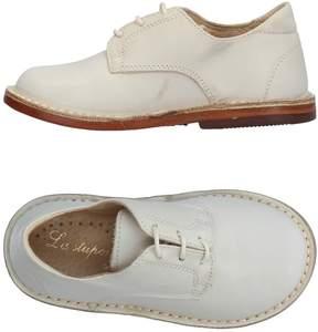 La Stupenderia Lace-up shoes