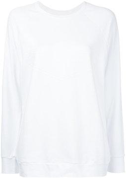 The Upside basic sweatshirt
