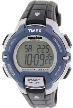 Timex Womens Ironman 30 Lap Rugged Runner Watch Blue