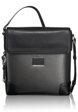 Tumi Men's 'Cfx - Suzuka' Carbon Fiber Crossbody Bag - Black