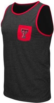 Colosseum Men's Texas Tech Red Raiders Tank Top