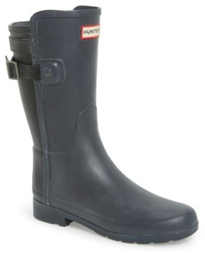 Hunter Women's 'Original Refined' Short Rain Boot
