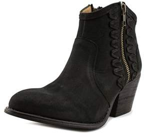 Coolway Athya Women Round Toe Leather Bootie.