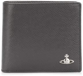 Vivienne Westwood bi-fold logo wallet
