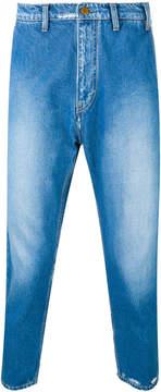 Jil Sander cropped jeans