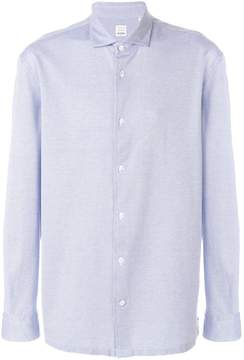 Barba longsleeved buttoned shirt