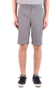 Armani Jeans Men's Grey Cotton Shorts.