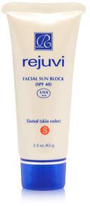 Rejuvi s Facial Sun Block SPF 40 - Tinted