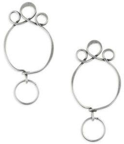 Dannijo Sonnet Drop Earrings